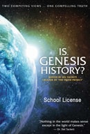 Is Genesis History School License