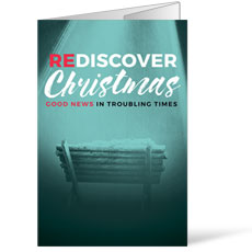 ReDiscover Christmas Advent Manger
