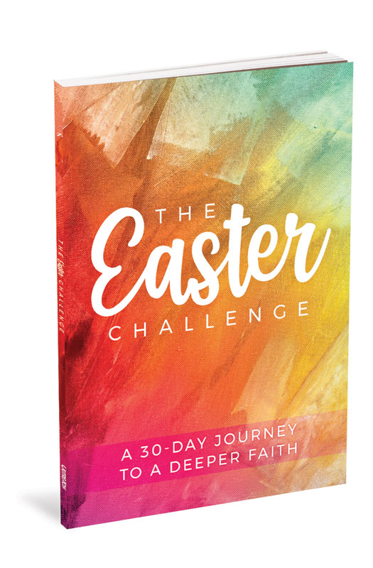 Outreach Books, Easter, The Easter Challenge