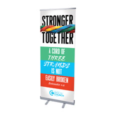 BTCS Stronger Together Scripture
